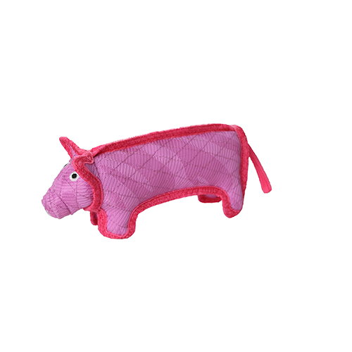 Duraforce® Dog Toy Pig Pink Large
