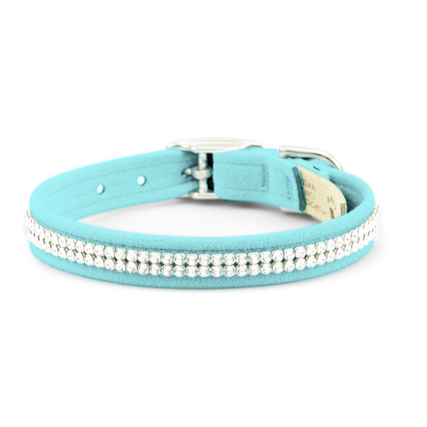 Giltmore Collar 2 row tiffi blue