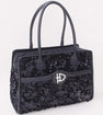 Luxury Designer Black Dog Carrier