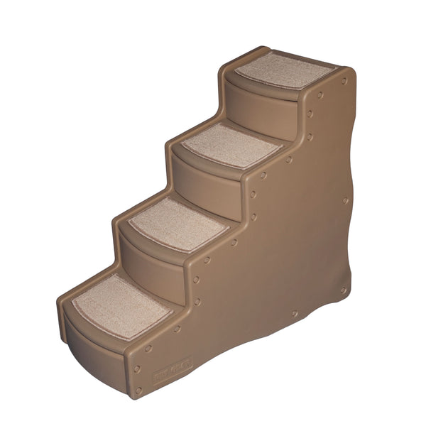 Dog Stairs for Home Brown, Light Brown, Green, Tan