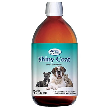 Dog Supplement Shiny Coat & Itchy Skin Omega 3-6-9 by Omega Alpha