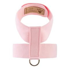 Luxury Dog Harness Pink Ultrasuede®