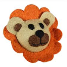 Dog Toy Safari Lion