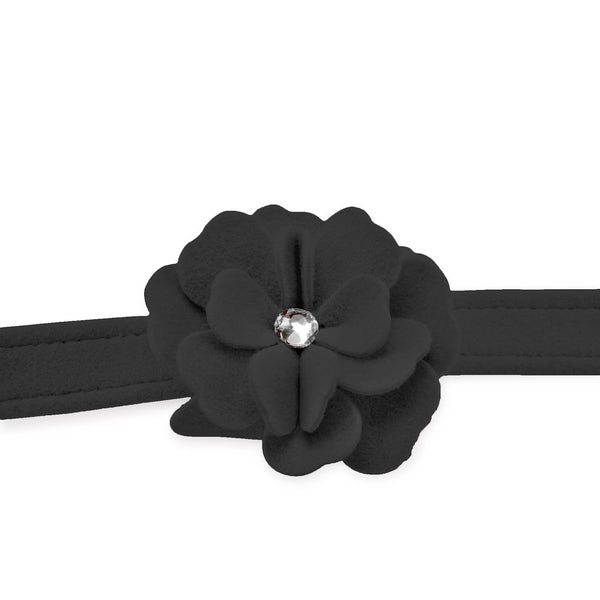 Tinkie's Garden Leash black