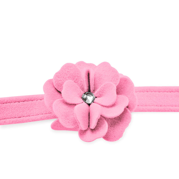 Tinkie's Garden Leash perfect pink