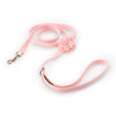 Tinkie's Garden Leash puppy pink