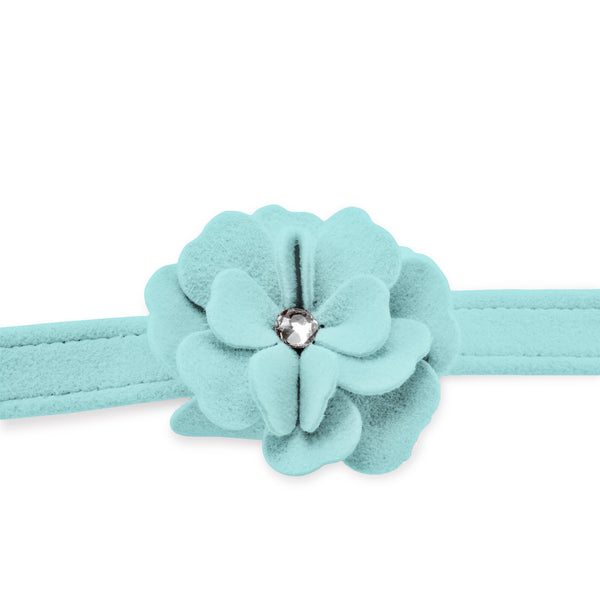 Tinkie's Garden Leash tiffi blue