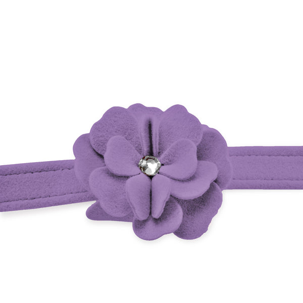 Tinkie's Garden Leash ultraviolet