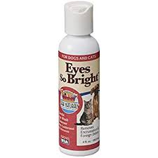 Ark Naturals Eyes So Bright Dog Gentle Cleanser, 4-oz bottle