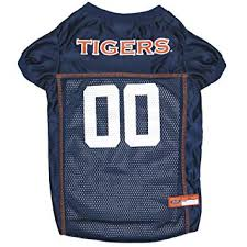 Auburn Tigers Dog Jersey NCAA