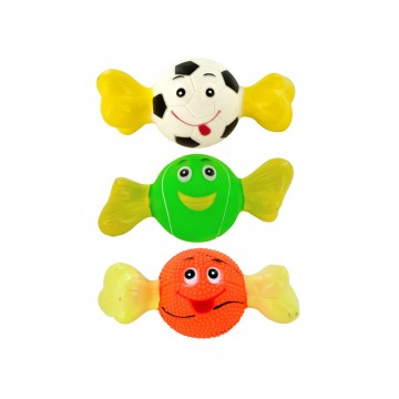 Dog Toy Soccer Ball, Tennis Ball, Basketball