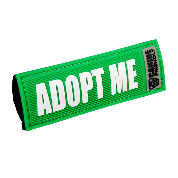 Bark Notes Dog & Collar Leash attachment ADOPT ME