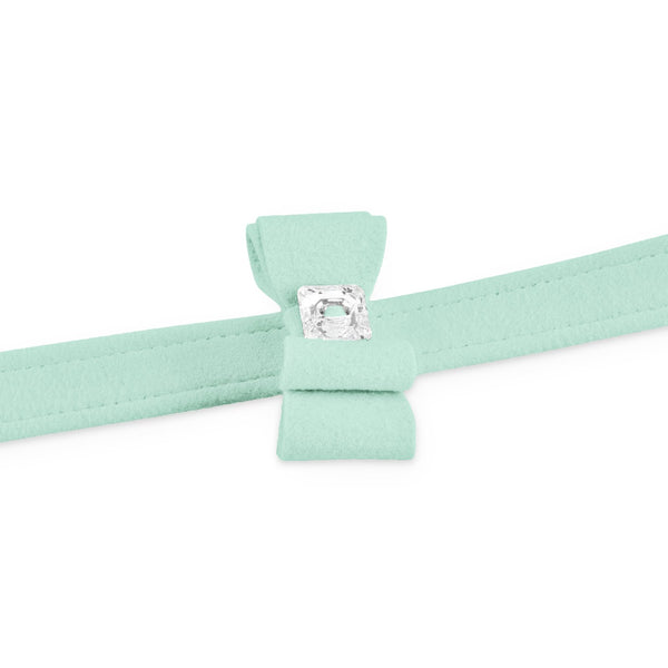big bow leash mint