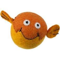 Dog Toy Sea Blowfish Ball