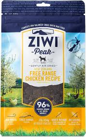 ZIWI Peak Free Range Chicken Recipe Puppy Adult & Senior Dogs