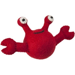 Dog Toy Sea Crab Ball
