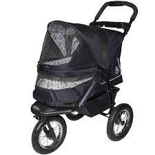 Pet Gear NV No-Zip Dog Stroller Jogger
