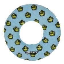 Mighty Dog Toy Blue Ring Large