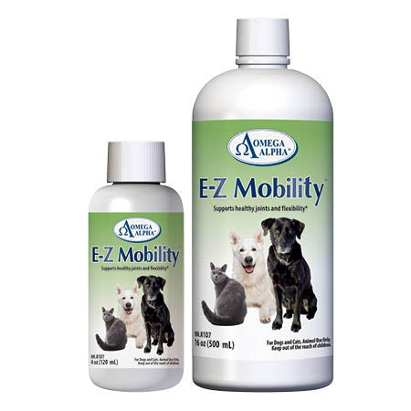 Omega Alpha Dog E-Z Mobility Joint Flexibility Supplement