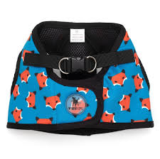 Dog Harness Foxy Foxes