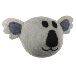 Dog Toy Koala Ball