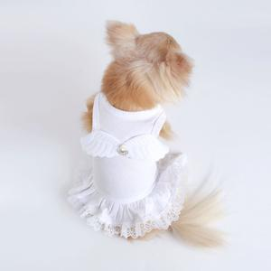Dog Dress Angel