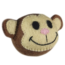 Dog Toy Monkey Ball