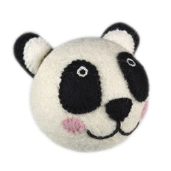 Dog Toy Panda Bear Ball