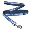 Dog Leash Seattle Seahawks Blue Small