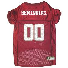 Florida State Seminoles Dog Jersey NCAA