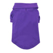 Dog Polo Shirt Ultra Violet Purple by Doggie Design XS-XXXL