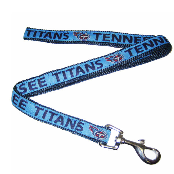 Dog Leash Tennessee Titans NFL Blue Small