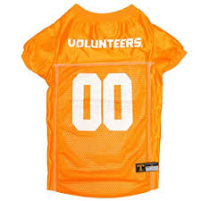 Tennessee Volunteers Dog Jersey NCAA
