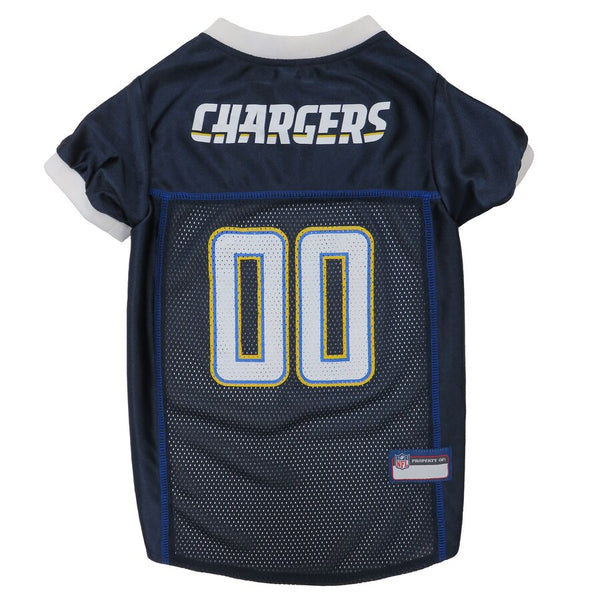 Los Angeles Chargers Dog Jersey NFL