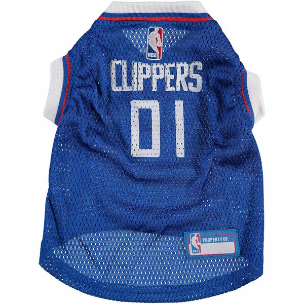Los Angeles Clippers Dog Jersey NBA