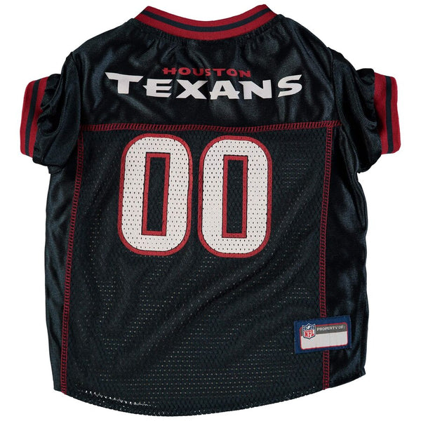 Houston Texans Dog Jersey NFL