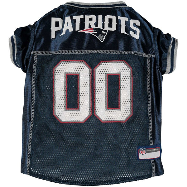 New England Patriots Dog Jersey NFL