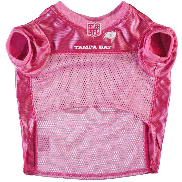 Tampa Bay Buccaneers Pink Dog Jersey NFL