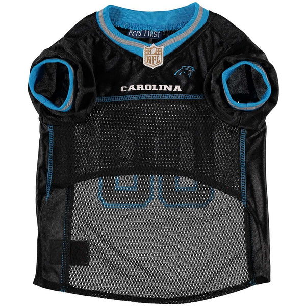 Carolina Panthers Dog Jersey NFL