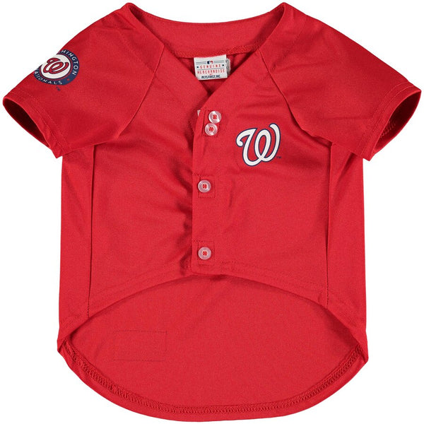 Washington Nationals Dog Jersey MLB