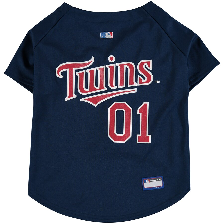 Minnesota Twins Dog Jersey MLB