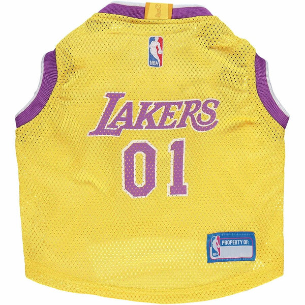 Los Angeles Lakers Dog Jersey NBA