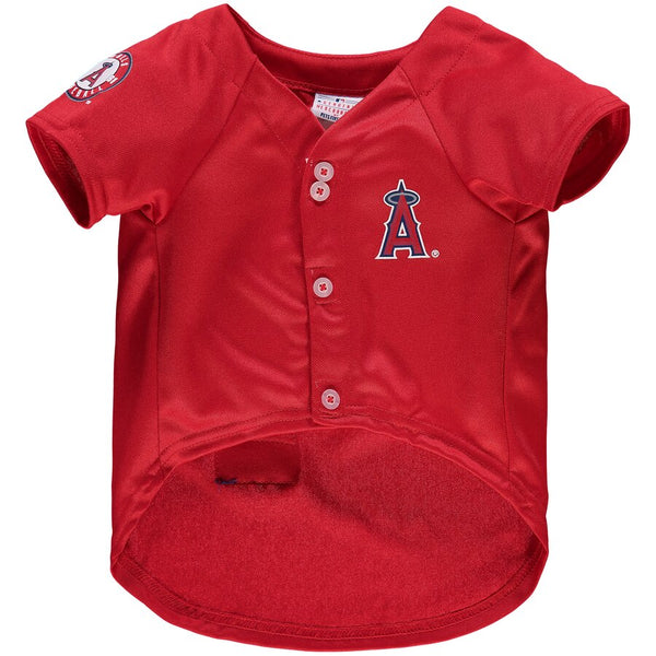 Los Angeles Angels Dog Jersey MLB