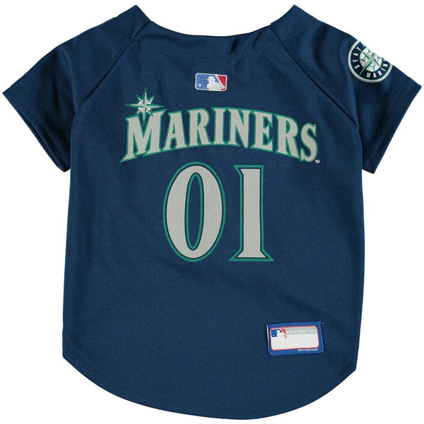 Seattle Mariners Dog Jersey MLB
