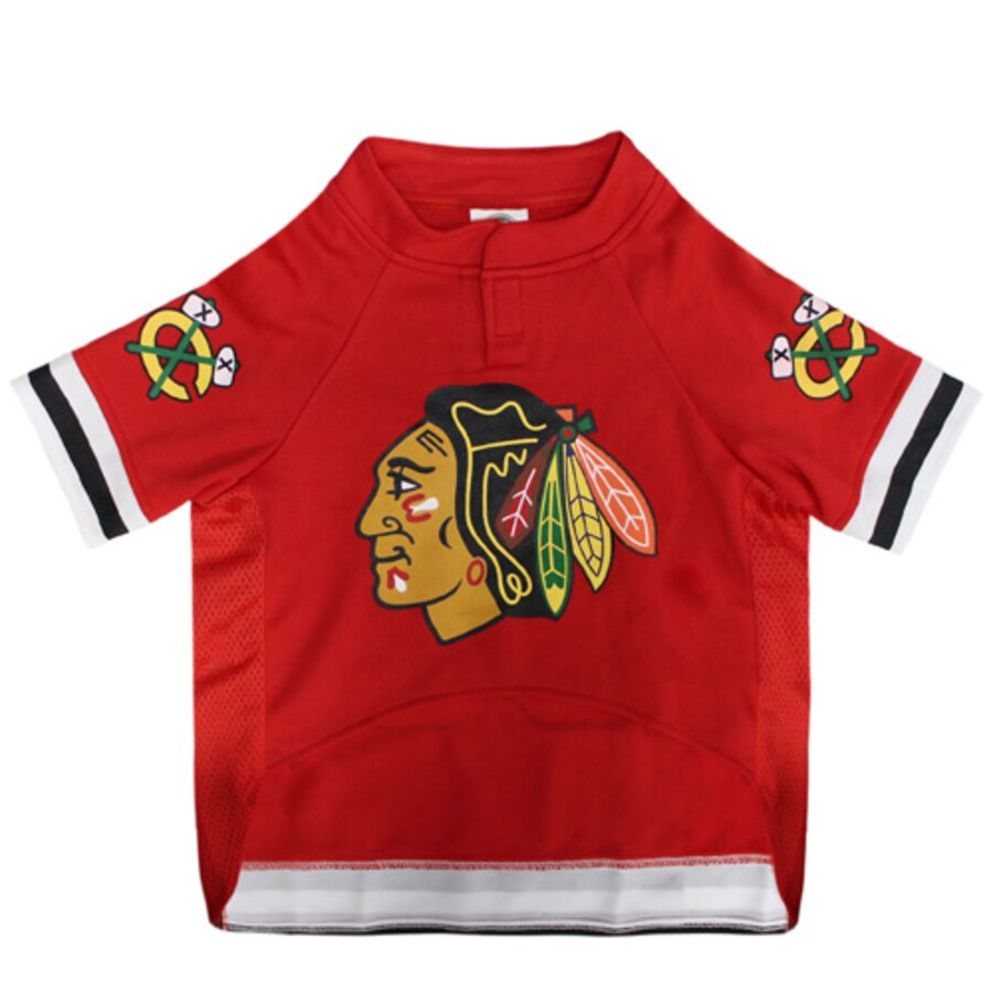 Dog Jersey Chicago Blackhawks NHL