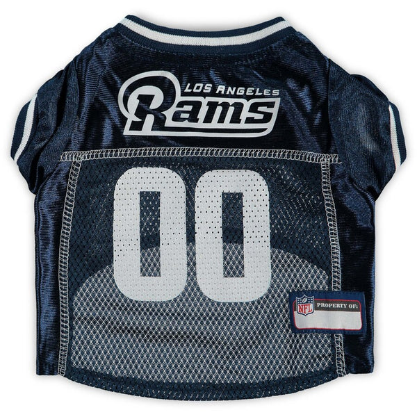 Los Angeles Rams Dog Jersey NFL