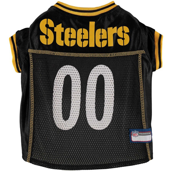 Pittsburgh Steelers Dog Jersey NFL
