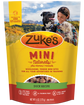 Dog Treats Zuke's Mini Naturals Duck Recipe, 6oz bag