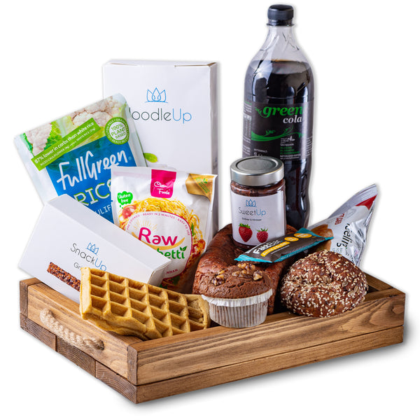 "KetoUp value package ""Small starter package"" <span> 2,89kg (1,24 € / 100g) </span>"