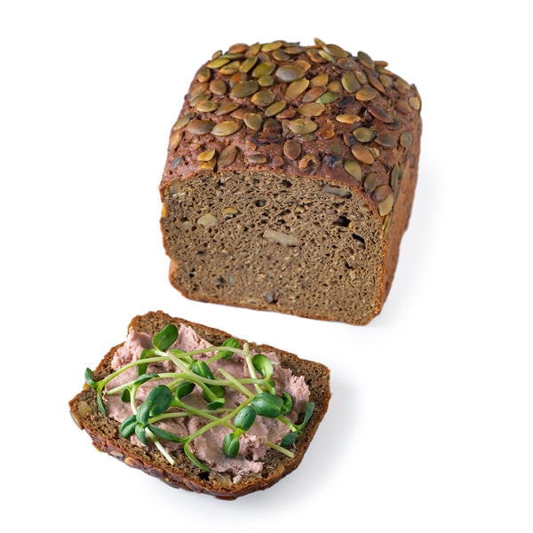 BreadUp walnut soy-free 450g (1,33 € / 100g) for the keto diet and ketogenic diet